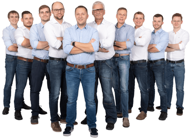 The team at LINETECHNOLOGY GmbH