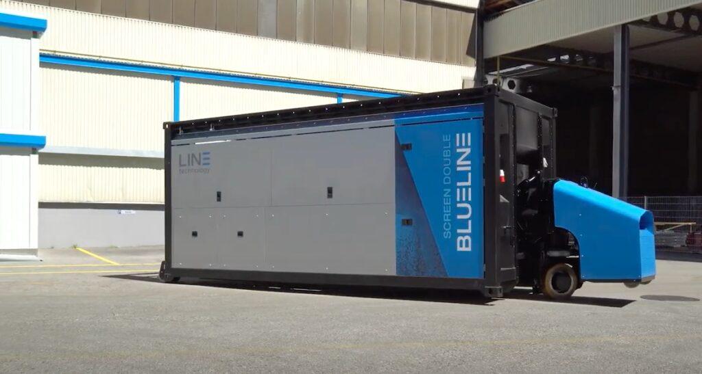 BLUELINE Flurförderfahrzeug SUPPORT MOVER